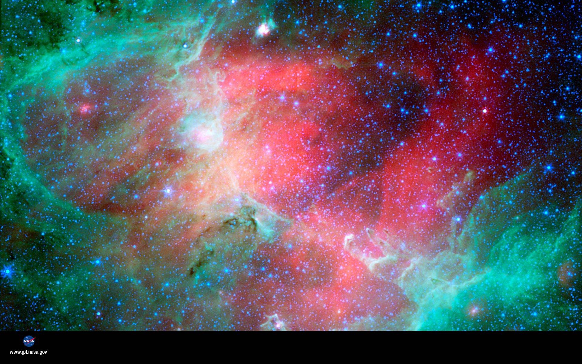 宇宙星云图片