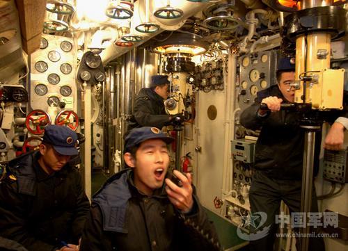 北海舰队加强壮深度水下进犯练习发掘配备潜力