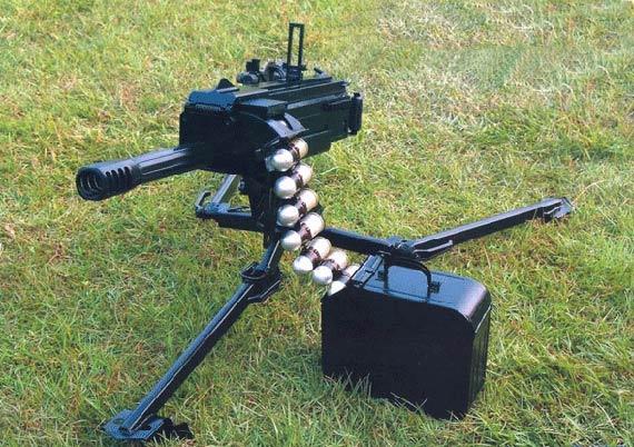 我国推出新式LG3型40mm榴弹发射器