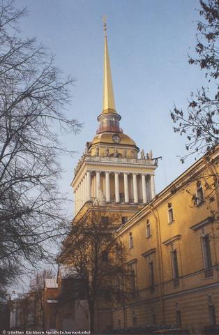 """俄海军司令部将迁址""""北方之都""""圣彼得堡"""