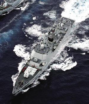 中国海军赴亚丁湾26日起程,护航舰队搭载直升机特种兵