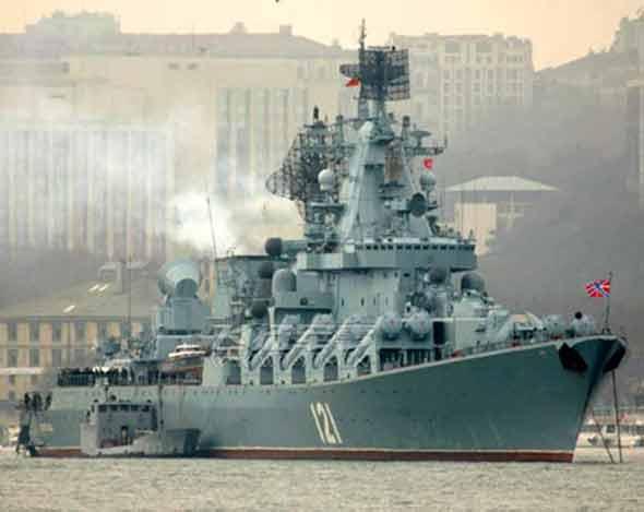 黑海舰队击落5架格鲁吉亚无人侦察机