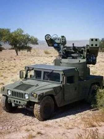 美国军队研出地对空激光兵器能精确击落飞机