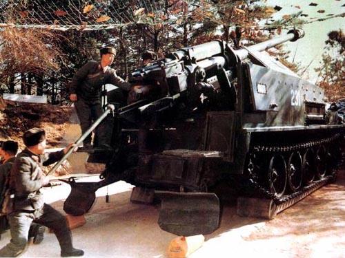 朝鲜调数百门大炮瞄韩国,核炮弹可直射首尔