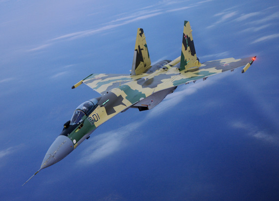 俄罗斯军方将于2011年接纳苏