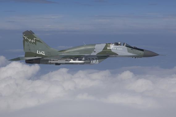 也门出资10亿美元购俄兵器,或许购买米格