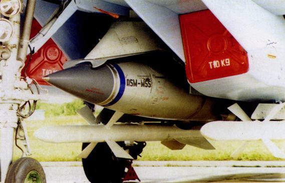 俄罗斯向我国出售新苏33或用苏30MK2机载体系