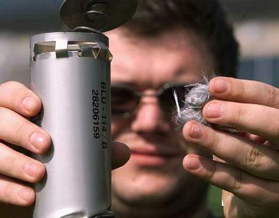 简氏推测我国已研制出新式石墨炸弹