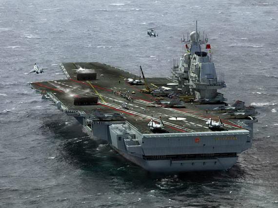 """日本欲赶在我国之前造航母,要求美国""""松绑"""""""