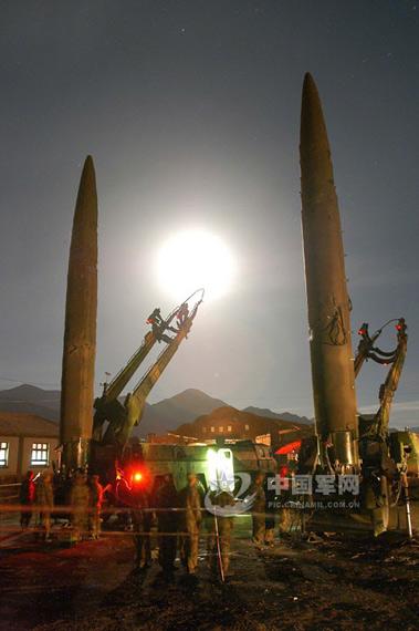 我国国产导弹多功能保障系统技能达国际先进水平