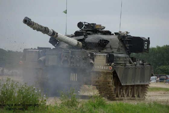 """国际首个坦克生产国将停产""""陆战之王"""""""