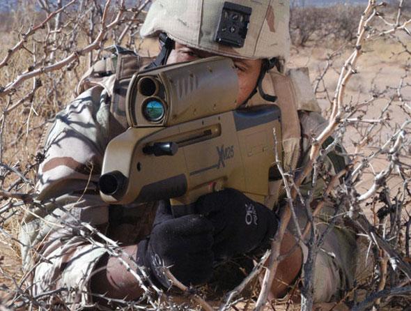 美国陆军将于7月接装第一批新式XM