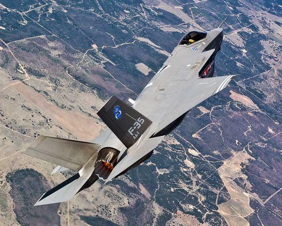 日本极力寻求引入F35