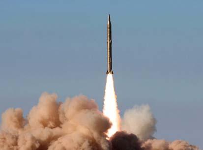 伊朗称其成功发射射程2000公里的地对地导弹