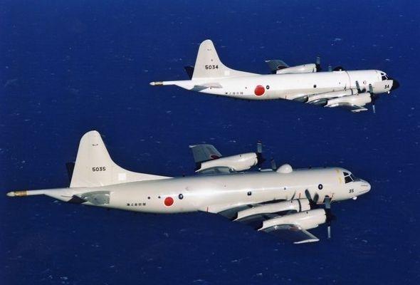 日本派往索马里海域的P