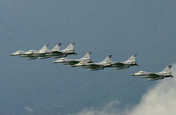 美国将协助台湾提高F