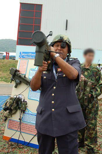 马来西亚承认已购16套我国防空导弹