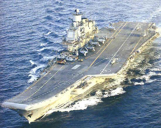 俄海军司令传出传统航空母舰落后,不会持续选用