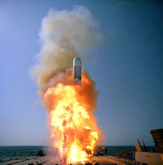 日本要从美国引入可带着核弹头战斧巡航导弹