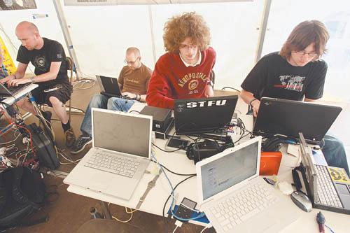 美军从全球黑客大赛中挑选网络战人才