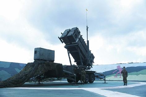 美国媒体称美国协助台湾晋级反导系统启动预警雷达