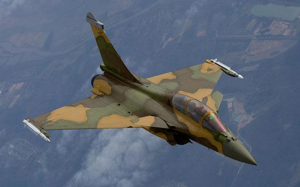 """""""阵风""""吹进巴西,巴西将收购36架法国战机"""