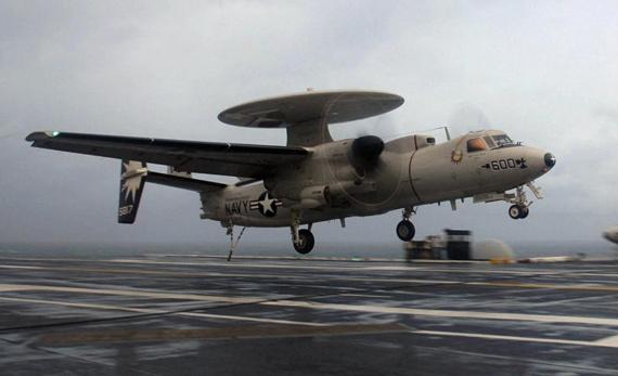 美国赞同卖给印度最先进空中指挥预警机