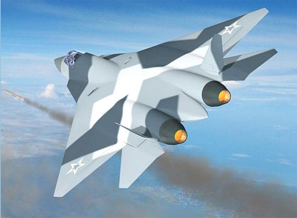 俄罗斯和印度两国将联手研发第五代歼击机
