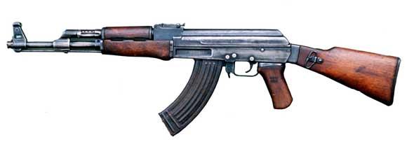 军械也能当奖品?索马里常识比赛竟发冲锋枪