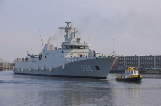 印尼水兵以保渔为名向南海布置战舰和侦察机