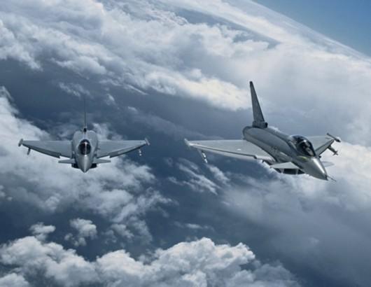 欧洲公司主张为一切飓风战机装置AESA雷达