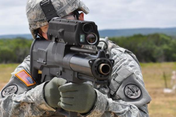 美国军队方案收购最新型XM