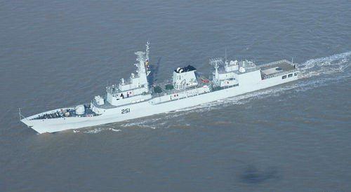我国F22P护卫舰令巴满足 将出口阿尔及利亚3艘