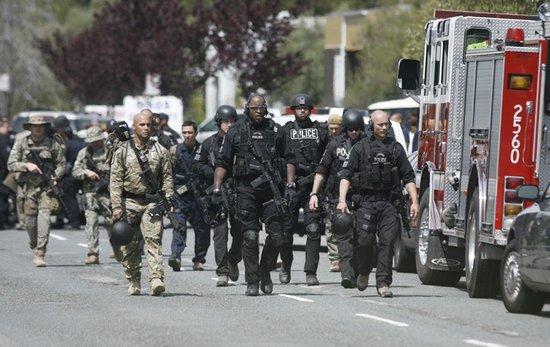 美上一年差人遇害数增至72人 大都穿防弹衣仍被杀
