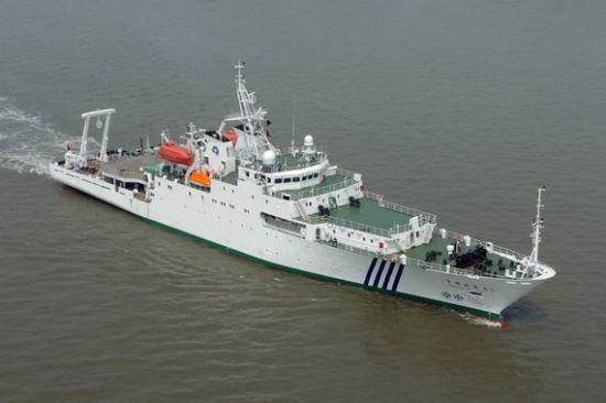 中国海监未来将接纳36艘新船强化争议海域监控
