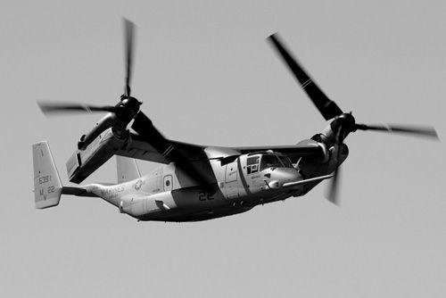 美军将在冲绳布置鱼鹰飞机作战半径达钓鱼岛