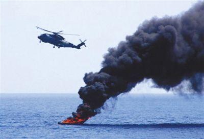 欧盟装备直升机初次空袭索马里陆上海盗窝点