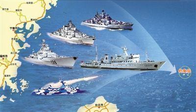日本急不可耐欲夺钓鱼岛 日媒体称中日难免一战