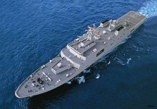美智库:我国对大型两栖舰注重程度不亚于航母