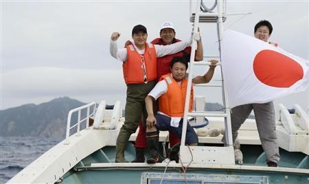 日本民间官方针对钓鱼岛想方设法同我国较劲
