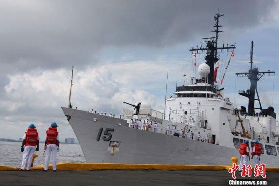美军拟向菲律宾供给陆基雷达 助其监控沿岸海域