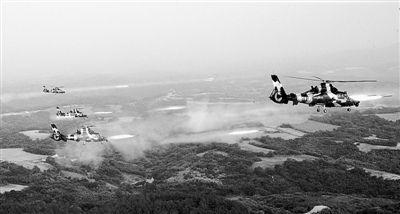 盔服自行瞄准功用 中国陆军航空飞行员第3代头盔执役
