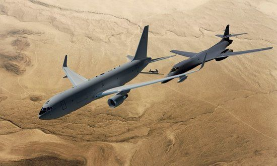 新一代空中加油机拟2015年首飞 美国报导