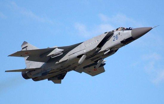俄罗斯空军本年将取得10架米格31BM改进型截击机
