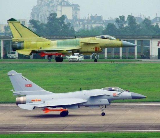 我国歼10B抵挡越南印度苏30作用更佳 俄罗斯媒体称