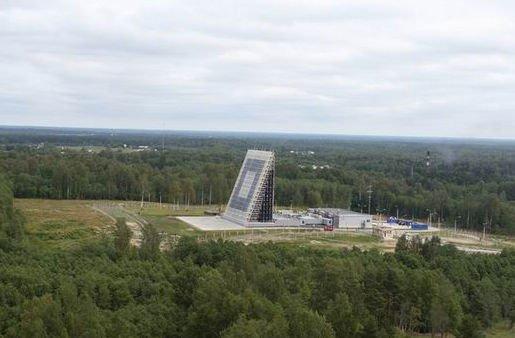 我国中程弹道导弹试射 俄罗斯新式超级雷达监督到的