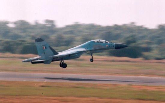 越南拟购买18架二手苏30K战机 单价1500万美元