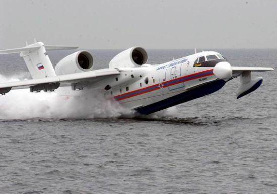 美国拟定向俄罗斯购买10架两栖飞机 俄罗斯报导