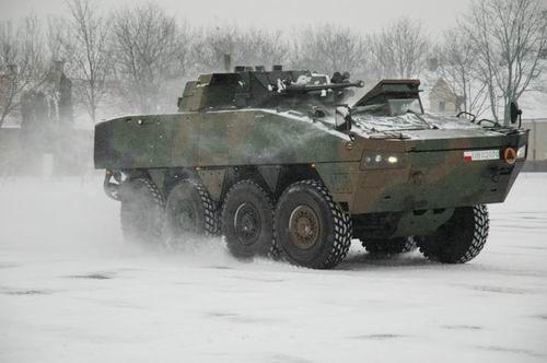 俄罗斯军方方案向芬兰购买500辆步卒战车