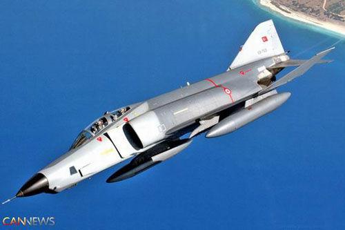 叙利亚击落土耳其F4战机 或许消除对北约动武的想法
